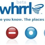 Mobile social network Whrrl launches geo-location services for iPhone