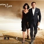 New website for James Bond 007's Quantum of Solace unveiled