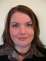 Photograph, Rachel Hawkes, account director, Elemental