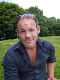 Photograph of Anthony Hewson, freelance copywriter, copy editor and proofreader The Copywriter's Blog