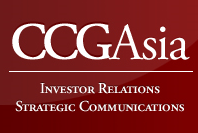 CCG Investor Relations Launches Interactive Web Site for U.S. Listed China Stocks