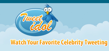 Follow the Tweets of Your Favorite Indian Celebrities in One Vast Sky with Tweet Idol