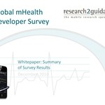 """Global mHealth Developer Survey""  (Free Whitepaper) – How The mHealth Market Will Change Within The Next 5 Years"