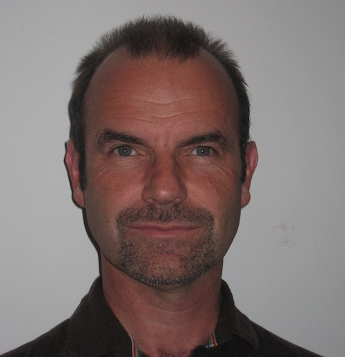 Photograph of Adrian Wakeling, Senior Guidance Manager at Acas