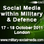 Network with key industry players at the first military social media event to hit the UK