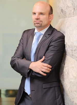 Photograph of James Walton, clients and markets director for Deloitte Singapore and Deloitte Southeast Asia