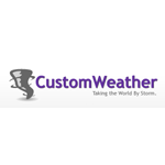 CustomWeather and EarthBuzz Partner to Offer Social Weather App