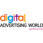 Digital Advertising World Australia 2012