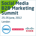 The Social Media Marketing Summit Europe by Useful Social Media - B2B social media