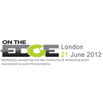 The first On The Edge London digital conference arrives this week