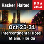 Hacker Halted USA 2012 logo