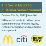 Social Media for Customer Service Summit