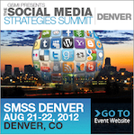 Social Media Strategies Summit Denver 2012 banner