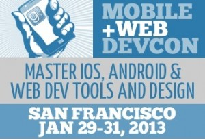 GSMi Mobile and Web Devcon banner