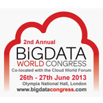 The 2nd Annual Big Data World Congress