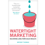 Social Media Portal interview with Bryony Thomas author of Watertight Marketing