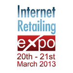 The Internet Retailing Expo 2013