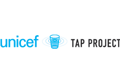 UNICEF Tap Project logo