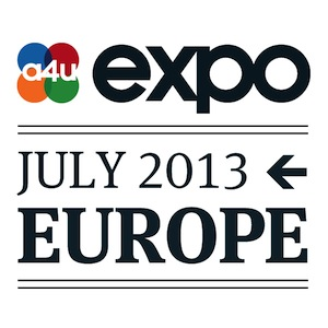 a4uexpo Europe Conference logo