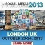 Social Media Strategies Summit (SMSS) London 2013