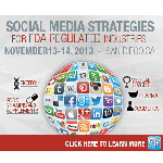 Social Media Strategies for FDA Regulated Industries 2013