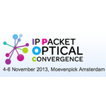 IP Packet Optical Convergence 2013