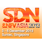 SDN & NFV Asia 2013