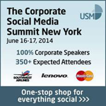 Useful Social Media's 5th Annual Corporate Social Media Summit 2014