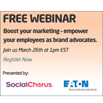 Boost your marketing through employee advocate marketing webinar