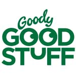 The Goody Good Stuff logo 150by150