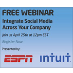 Free webinar: De-silo Social Integrate social media across your company