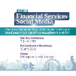 Financial Services Social Media conference