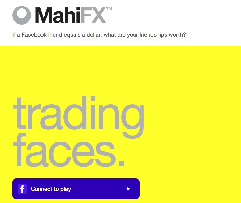 MahiFX Ttrading Faces Facebook hook