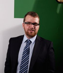 Photograph of Daniel Nolan, managing director at theEword