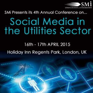 Social Media in Utilities Conference banner