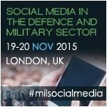 Social Media within the Defence & Military Sector 2015