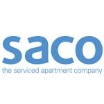 SACO The Serviced Apartment Company Logo