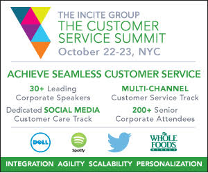 The Social Media Customer Service Summit banner