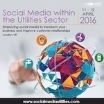 5th Annual Social Media in the Utilities Sector Conference 2016