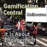 Ark Group Australia Pty Ltd Gamification Central 2016, Melbourne