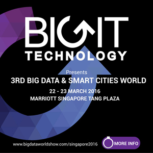 BIGIT Technology Singapore 2016 banner