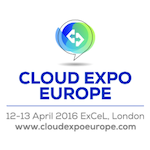 Cloud Expo Europe 2016
