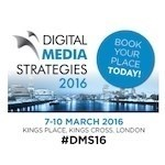 Digital Media Strategies 2016