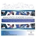 Analytics Leaders Summit 2016