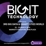 A Gathering of Big Data & Smart Cities Experts in Singapore