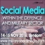 6th Social Media Within the Defence and Military Sector 2016