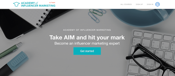 Traackr Academy of Influencer Marketing