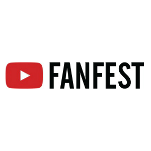 YouTube FanFest logo