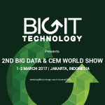 2nd Big Data & CEM World Show 2017 logo
