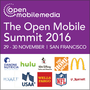 The Open Mobile Summit banner